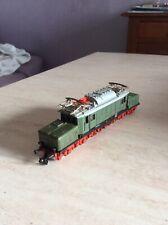Rarissima Locomotiva coccodrillo Berliner Bahnen TT scala 1:120 da collezione