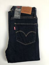 Levi's Women's 724 High Rise Straight Jeans 24w / 30l Blue