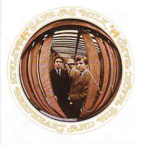 Captain Beefheart and The M...-Safe As Milk CD NEW
