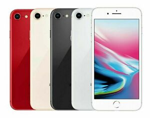 Apple iPhone 8 64GB 256GB Verizon T-Mobile AT&T Unlocked Smartphone
