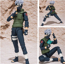 Naruto Shippuden Figure Hatake Kakashi S.H.Figuarts Blade Action Figurine In Box