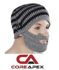 Beard Beanie The ideal head and face warmer gift Snowboarding beanie, ski