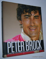PETER BROCK  Chronicling Peter's Racing Career Using His Scrapbook & Memorabilia