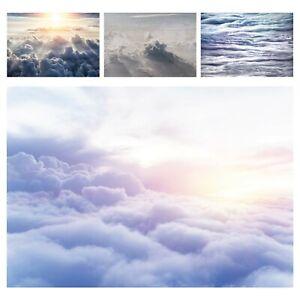 Vlies Fototapete HIMMEL Wolken Decke Sonne Natur Wohnzimmer TAPETE XXL 26