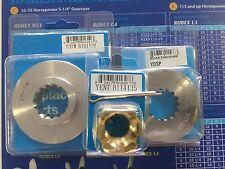 Yamaha 115-140hp Prop Propeller Hardware Kit Spacer Thrust Washer Nut Split Pin