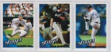 2010 Topps 21-card Toronto Blue Jay Baseball Team Set  Roy Halladay  Aaron Hill