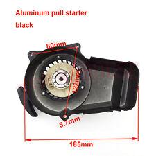 47cc 49cc Aluminum Pull Start Starter Pocket  For Pit DirtBike Minimoto Quad ATV