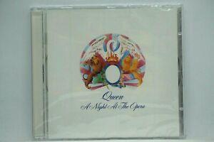 QUEEN : A NIGHT AT THE OPERA CD ALBUM (REMASTERS) - Freddie Mercury