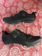 Fizik Terra X5 Black MTB Cyclocross Gravel SPD cycling shoes