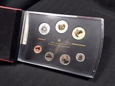 2011 Canada Specimen Set - Royal Canadian Mint