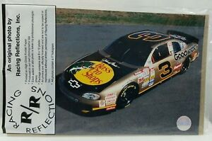 Dale Earnhardt Bass Pro Shops Sealed Racing Reflections 8x10 Photo Nascar #3