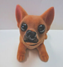 Chihuahua /Brown Bobbing Head Dog / Bobble Head Toy