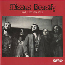 Missus Beastly – SWF-Session 1974 CD NEW