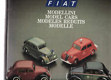 FIAT MODEL CARS : 1899 - 1985 - MASSUCCI text in four languages collecting  es