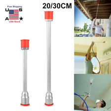 Airless Paint Sprayer Spray Gun Tip Extension Pole Rod For Sprayer Aluminum Tool