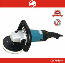 180mm Electronic Sander Polisher for Car with Variable Speed – 1200W