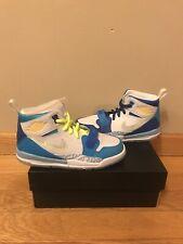 Jordan Legacy 312 (PS) Size 12C Blue Lagoon Basketball Shoes