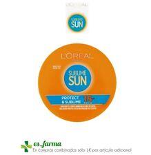 LOREAL PARIS SUBLIME SUN SPF15 PROTECTOR SOLAR BALSAMO BRONCEADO INTENSO 100ML