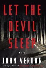 A Dave Gurney Novel: Let the Devil Sleep by John Verdon (2012, Hardcover)