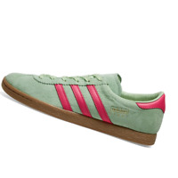 ADIDAS MENS Shoes Stadt - Glow Green, Pink & Gold - EE5726