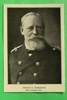 UM1) Marine Admiral v Holtzendorff 1914-1918 Uneingeschränkter U-Boot Krieg 1.WK