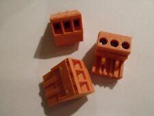 Weidmüller bla 3sn or placas de circuito impreso los conectores o enchufes * 5 trozo * * nuevo *
