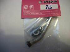 ENYA .VT240  4-CYCLE EXHAUST PIPE KIT NIP