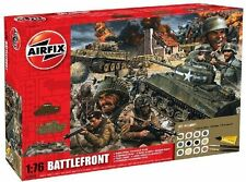 Airfix 1/72nd Scale WWII Battlefront Gift Set MODEL Kits Figures Diorama MORE!