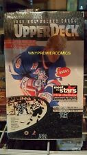 1996-97 UPPER DECK HOCKEY SERIES 1 HOBBY BOX FACTORY SEALED FROM CASE