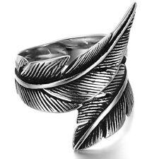Markenlose Ringe aus Sterlingsilber ohne Steine