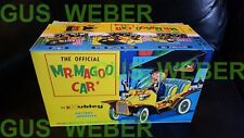 1961 Japan Hubley Mr Magoo Car BOX reproduction