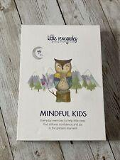 Little Renegades Mindful Kids Cards Everyday Exercises Mindfulness Stillness Med