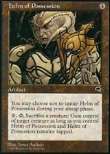 MTG magic cards 1x x1 Light Play, English Helm of Possession Tempest