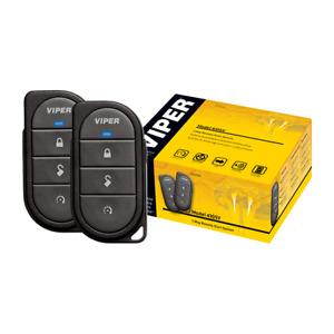 Viper 4105V Viper Entry Level 1-Way Remote Start/Keyless Entry System