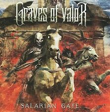 Salarian Gate by Graves of Valor (CD, Jun-2009, Relapse Records (USA))
