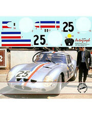 1/12 FERRARI 250 GTO DECAL LE MANS 1963 No. 25 #4153 GT for REVELL Dernier