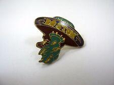 Rare Vintage Collectible Pin: BOSTON Band UFO Design Music Musician