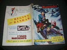 "MANDRAKE SUPER ALBO N.78 - BUONO ""N"".."