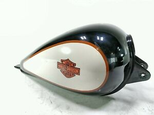 "07 Honda CMX Rebel 250 Gas Fuel Tank DAMAGED ""Harley Painted"""