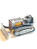 Lesney Matchbox KING SIZE - Red & Yellow CASE TRACTOR BULLDOZER - No. K17