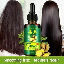 ReGrow 7Day Ginger Germinal Hair Growth Serum Hairdressing Treatme Oil