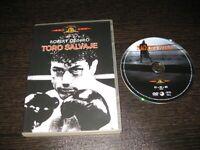 Toro Scatenato DVD Robert De Niro Winkler Irwin