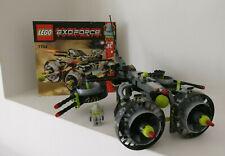 LEGO EXOFORCE 7704 - Sonic Phantom COMPLETE