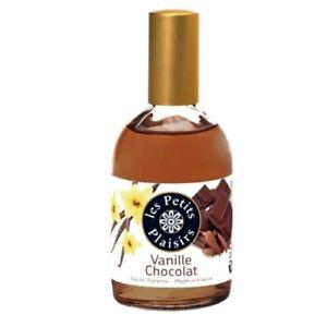 Les Petits Plaisirs Eau de Toilette Spray Women Vanilla Chocolate EDT 110ml