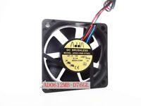 1pc ADDA AD0612MB-D76GL 12V 0.11A 60*60*15mm 3 wire CPU Power cooling Fan #zh