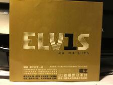Elv1s: 30 #1 Hits by Elvis Presley (Japan Import CD+bonus track, 2003, BMG/RCA)