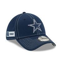 Dallas Cowboys Cap  NFL Football New Era 39thirty Sideline M / L   Flex