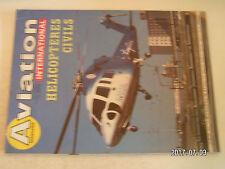 **ab Aviation International Magazine n°890 Hennion Type 11 / Lake LA 250
