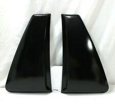 1999 2004 Mustang Gt Cobra Black Left Amp Right Quarter Panel Side Scoop Vents