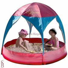 Kid Active Pataugeoire Avec UV toit-Entièrement NEUF dans sa boîte-Natation, BALL PIT